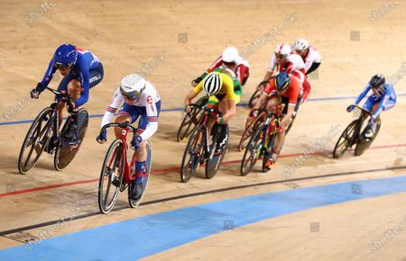 Stock Picture of Great Britain's Laura Kenny