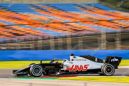 Romain Grosjean (FRA#8), Haas F1 Team