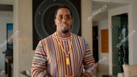 Stock Photo of Sean Combs