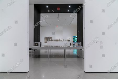 Editorial photo of Press preview of The MoMA's first ever Fall Reveal, New York, United States - 13 Nov 2020