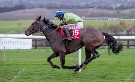 Editorial picture of Punchestown Racing - November Winter Festival, Punchestown Racecourse, Naas, Co. Kildare - 14 Nov 2020