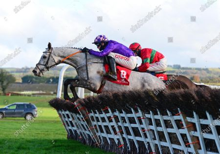 Stock Photo of PUNCHESTOWN 14-November-2020. RESCUE PACKAGE and Danny Mullins win for owner Olive Walsh and trainer Tony Mullins. Healy Racing