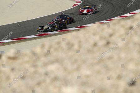 BAHRAIN INTERNATIONAL CIRCUIT, BAHRAIN - NOVEMBER 13: #37 Jackie Chan DC Racing Oreca 07: Ho-Pin Tung, Gabriel Aubry, Will Stevens during the Bahrain II at Bahrain International Circuit on November 13, 2020 in Bahrain International Circuit, Bahrain. (Photo by JEP / LAT Images)