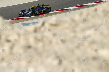 BAHRAIN INTERNATIONAL CIRCUIT, BAHRAIN - NOVEMBER 13: #38 JOTA Oreca 07: Roberto Gonzalez, Antonio Felix da Costa, Anthony Davidson during the Bahrain II at Bahrain International Circuit on November 13, 2020 in Bahrain International Circuit, Bahrain. (Photo by JEP / LAT Images)