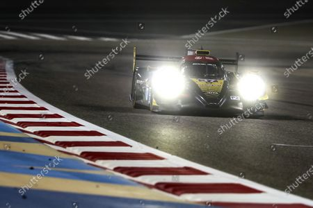 Stock Picture of BAHRAIN INTERNATIONAL CIRCUIT, BAHRAIN - NOVEMBER 14: #37 Jackie Chan DC Racing Oreca 07: Ho-Pin Tung, Gabriel Aubry, Will Stevens during the Bahrain II at Bahrain International Circuit on November 14, 2020 in Bahrain International Circuit, Bahrain. (Photo by JEP / LAT Images)