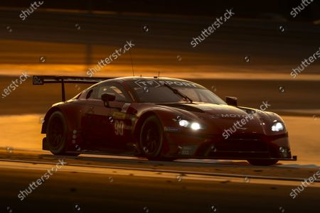 Editorial picture of 2020 Bahrain II, Bahrain International Circuit, Bahrain - 14 Nov 2020