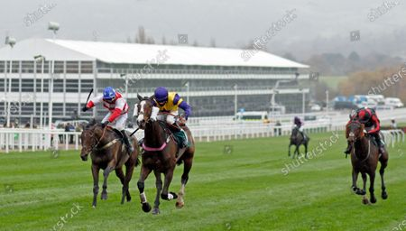 STORM CONTROL (Richard Patrick) wins The South West Syndicate Handicap Chase Cheltenham