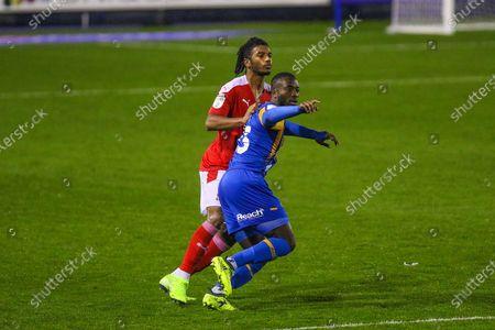 Editorial picture of Shrewsbury Town v Swindon Town, EFL Sky Bet League 1 - 14 Nov 2020