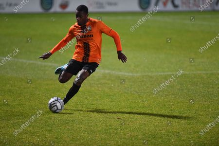 Editorial image of Barnet vs Bromley, Vanarama National League, Football, the Hive Stadium, London, Greater London, United Kingdom - 14 Nov 2020