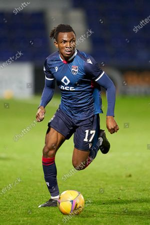 Regan Charles-Cook of Ross County