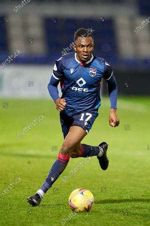 Stock Picture of Regan Charles-Cook of Ross County