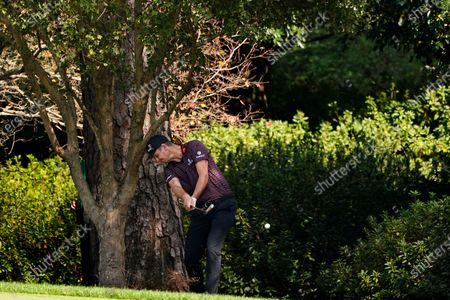 Editorial image of Masters Golf, Augusta, United States - 14 Nov 2020
