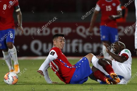 Editorial picture of 2020 World Cup Football 2022 qualifier Chile v Peru Nov 13th - 13 Nov 2020
