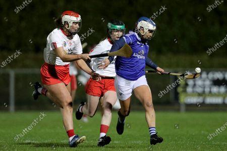Editorial image of Nancy Murray Cup Final, Inniskeen Grattans GAA, Kednaminsha, Co. Monaghan - 14 Nov 2020