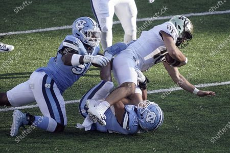 Editorial picture of Wake Forest North Carolina Football, Chapel Hill, United States - 14 Nov 2020