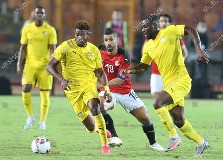 Editorial picture of Egypt vs Togo, Cairo - 14 Nov 2020