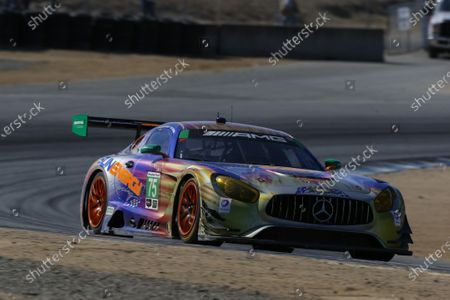 Editorial picture of IMSA, Round 11 - Monterey, California, USA, Mazda Raceway Laguna Seca, United States of America - 24 Sep 2017