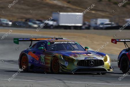 Editorial photo of IMSA, Round 11 - Monterey, California, USA, Mazda Raceway Laguna Seca, United States of America - 24 Sep 2017