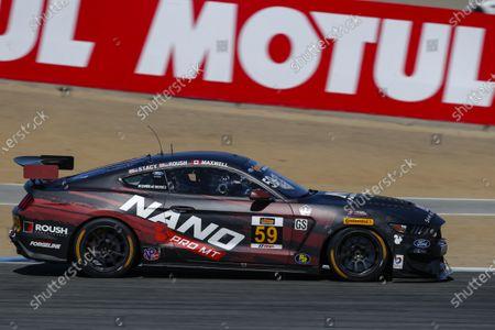 Editorial photo of IMSA Others, Round 9 - Monterey, California, USA, Mazda Raceway Laguna Seca, United States of America - 23 Sep 2017
