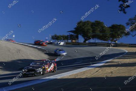 Editorial image of IMSA Others, Round 9 - Monterey, California, USA, Mazda Raceway Laguna Seca, United States of America - 23 Sep 2017