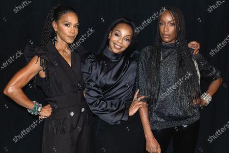 Editorial photo of En Vogue photoshoot, Los Angeles, California, USA - 12 Nov 2020