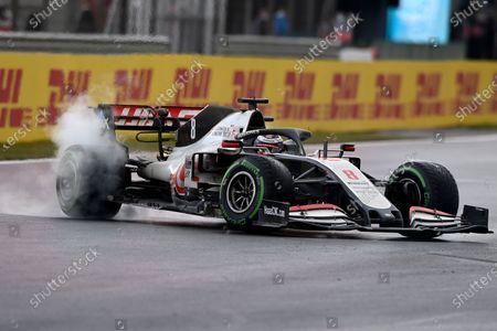Editorial image of F1 GP Auto Racing, Istanbul, Turkey - 15 Nov 2020