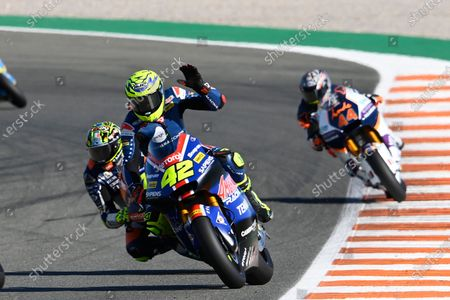 VALENCIA CIRCUIT RICARDO TORMO, SPAIN - NOVEMBER 15: Marco Ramirez, American Racing during the Valencia II at Valencia Circuit Ricardo Tormo on November 15, 2020 in Valencia Circuit Ricardo Tormo, Spain. (Photo by Gold and Goose / LAT Images)