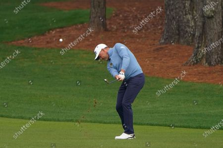 Editorial picture of Masters Golf, Augusta, United States - 15 Nov 2020