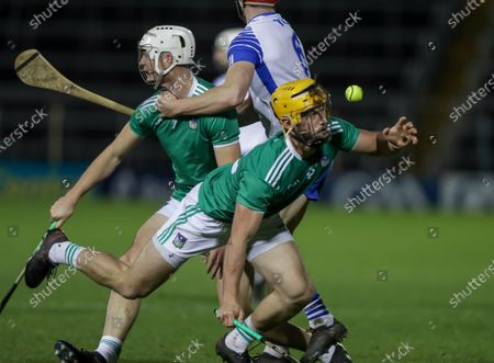 Waterford vs Limerick. Limerick's Tom Morrissey