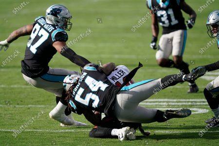 Editorial photo of Buccaneers Panthers Football, Charlotte, United States - 15 Nov 2020