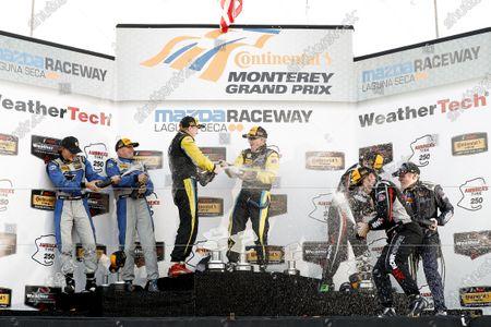 Editorial picture of IMSA Others, Round 9 - Monterey, California, USA, Mazda Raceway Laguna Seca, United States of America - 23 Sep 2017