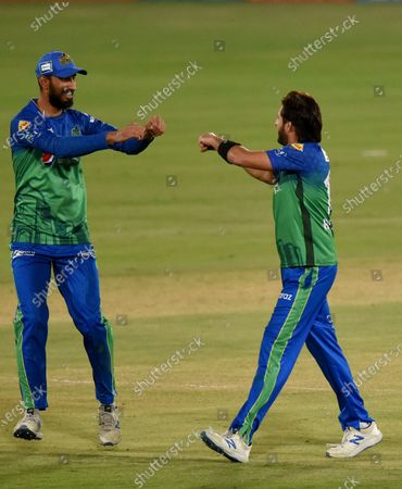 Editorial photo of Cricket PSL, Karachi, Pakistan - 15 Nov 2020