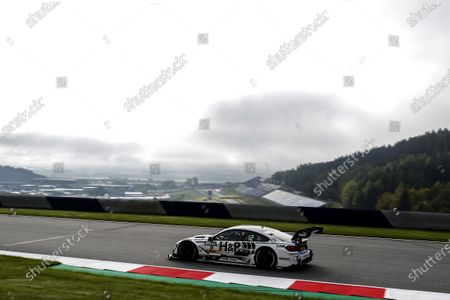 2017 DTM Round 8  Red Bull Ring, Spielberg, Austria  Saturday 23 September 2017. Tom Blomqvist, BMW Team RBM, BMW M4 DTM  World Copyright: Alexander Trienitz/LAT Images