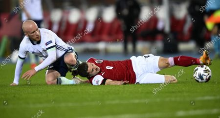 Editorial photo of Austria vs Northern Ireland, Vienna - 15 Nov 2020
