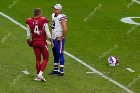 Editorial image of Bills Cardinals Football, Glendale, United States - 15 Nov 2020