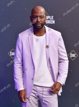 Stock Photo of Karamo Brown