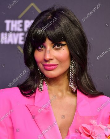 Stock Picture of Jameela Jamil