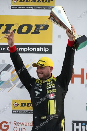 2017 British Touring Car Championship, Silverstone, Northants, UK. 16th-17th September 2017 Rob Huff (GBR) Power Maxed Racing Vauxhall Astra World copyright. JEP/LAT Images