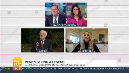 Editorial photo of 'Good Morning Britain' TV Show, London, UK - 16 Nov 2020