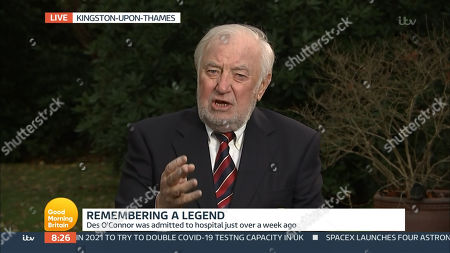 Stock Picture of Jimmy Tarbuck