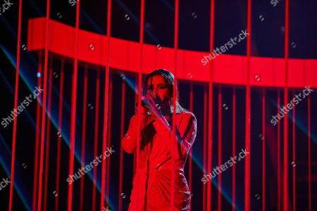 Editorial picture of 'The Voice UK' TV Show, Final, Series 4, Episode 14, UK - 14 Nov 2020