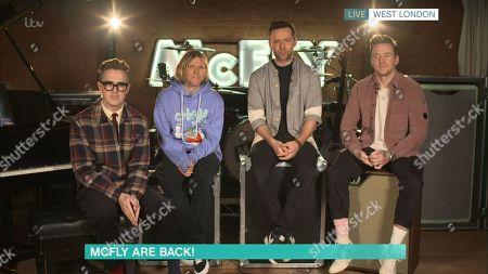 Editorial photo of 'This Morning' TV Show, London, UK - 16 Nov 2020