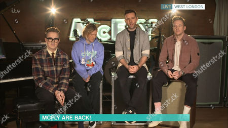 Editorial picture of 'This Morning' TV Show, London, UK - 16 Nov 2020