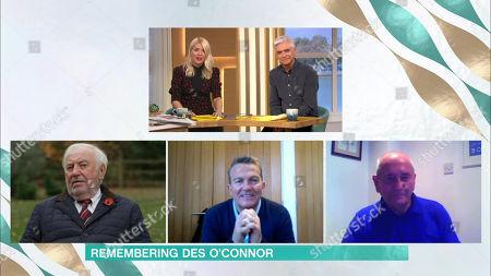 Editorial image of 'This Morning' TV Show, London, UK - 16 Nov 2020