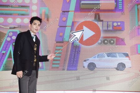 Jam Hsiao becomes a Youtuber and builds his personal channel in Taipei,Taiwan,China on 13 November 2020