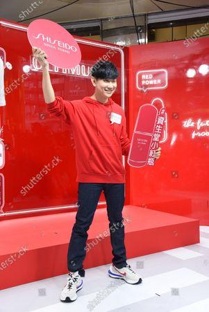 Editorial photo of JJ Lin in Taiwan, China - 14 Nov 2020