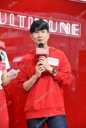 Editorial picture of JJ Lin in Taiwan, China - 14 Nov 2020