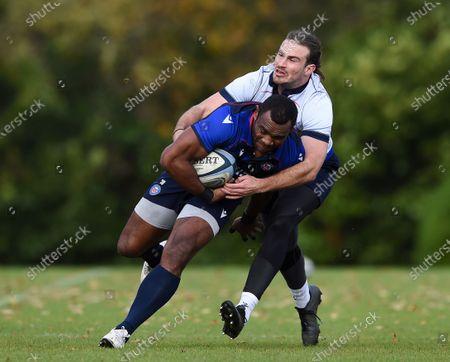Editorial picture of Bath Rugby pre-season training, UK - 13 Nov 2020