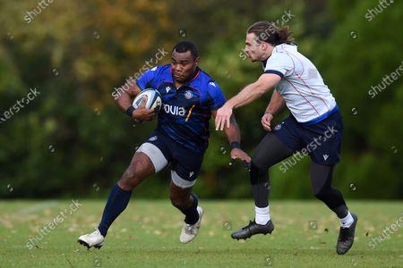 Editorial photo of Bath Rugby pre-season training, UK - 13 Nov 2020
