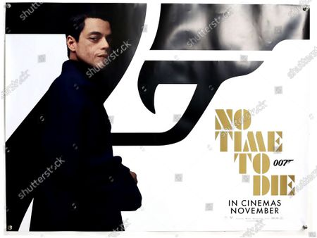 No Time to Die including  Rami Malek valued at £500  No Mr Bond I expect you to buy...  A vast collection of James Bond posters and memorabilia has emerged for sale at auction for close to £60,000.  The spectacular treasure trove has been consigned from numerous collectors and includes some of the rarest pieces in the world.  The sale has been timed to coincide with the time that the character of 007 would be turning 100 years old.  John Pearson's official fictional biography of the agent gives his date of birth as November 11, 1920 - making this his centenary year.